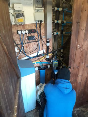 Water Servicing & Maintenance in Devon